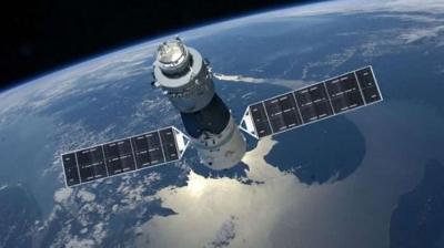 Dünyayı Bekleyen Büyük Tehlike! Çin'in Kontrolünü Kaybettiği Uzay İstasyonu 1 Ay İçinde Dünyaya Düşecek