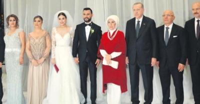 Erkek Bebek Bekleyen Alişan Oğluna Nikah Şahidi de Olan Cumhurbaşkanı Erdoğan'ın Oğlunun Adını Koyacak