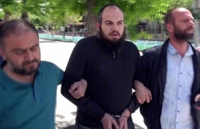 Erzurum'da Çocukları Havalı Tabancayla Sırtından Vuran Şahıs Tutuklandı