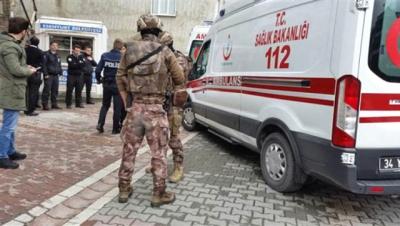Esenyurt Belediyesi'nde Dehşet! Gözü Dönmüş Adam Sevgilisini Pompalı Tüfekle Vurup İntihar Etti