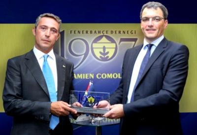 Fenerbahçe'de Ali Koç'un İlk Transferi İstanbul'a Geldi