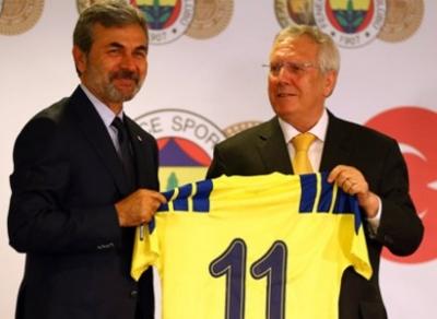 Fenerbahçe'de Aykut Kocaman İmzayı Attı