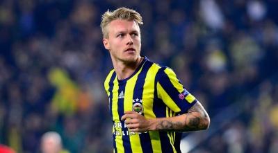 Fenerbahçe'de Bir Devir Sona Erdi! Simon Kjaer Rekor Bedelle Gitti