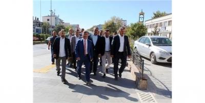 Flaş! AK Partili Belediye Başkanı İstifa Etti