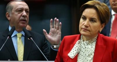 Flaş Flaş! Akşener'in Cumhurbaşkanı Erdoğan'ın Yardımcısı Olacağı İddiaları Geldi, AK Parti'den Yanıt Gecikmedi