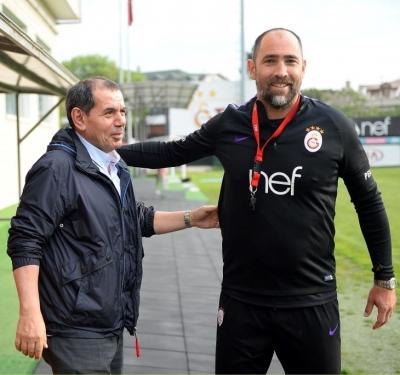 Galatasaray'da Tudor'un Akıbeti Belli Oldu! Cenk Ergün'den Toplantı Sonrası Flaş Açıklama