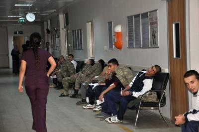 Gaziantep'te 70 Asker Zehirlendi! Milli Savunma Bakanlığı'ndan Jet Açıklama Geldi