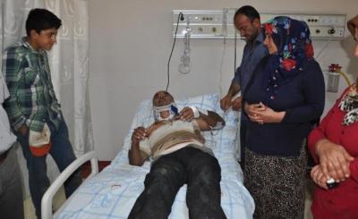 Gaziantep'te Feci Kaza! Tarım İşçilerini Taşıyan Traktör Devrildi: 25 Yaralı