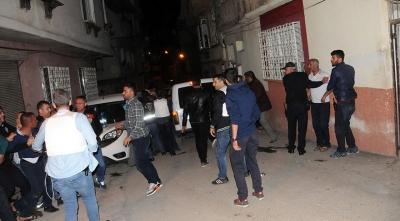Gaziantep'te Firari Hükümlü Karşısında Polisi Görünce, Bir Eve Girip Aileyi Rehin Aldı