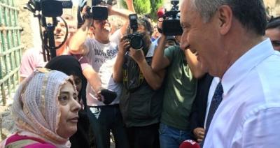 Güldüren Diyalog! AK Partili Kadın Muharrem İnce'ye Sordu: Sen Nasıl Cumhurbaşkanı Olacaksın?