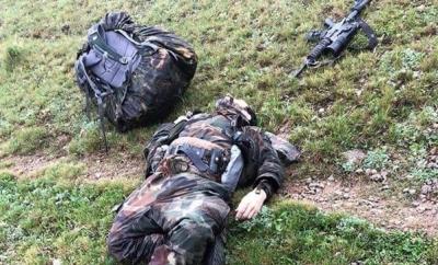 Gümüşhane'de Öldürülen Teröristlerin Sırt Çantalarından Çıkanlar Şoke Etti