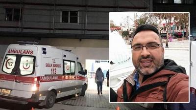 Hastanede Akıl Almaz Olay! Tuvalet Çöktü, Doktor Molozların Arasında Kaldı