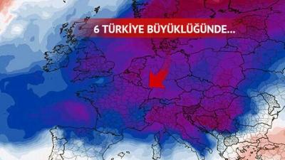 Hava Durumu Hakkında Korkutan Uyarı! Türkiye'de O Tarihten Sonra Fırtına Ve Soğuk Hava Etkili Olacak
