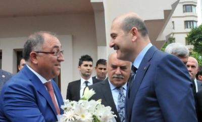 """İçişleri Bakanı Soylu, """"Dağlar Sizin Değil, Türkiye Cumhuriyeti'nindir"""
