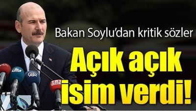 İçişleri Bakanı Süleyman Soylu Kandil'de PKK'ya Eğitim Veren Ülkeyi Açıkladı
