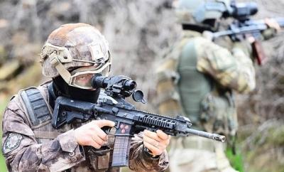 İçişleri Bakanlığı Açıkladı! İşte Son Bir Haftada Terör Operasyonlarının Bilançosu