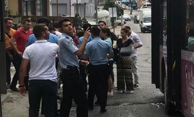 İstanbul'da Yolcu Otobüsünde Taciz Dehşeti: 1 Yaralı