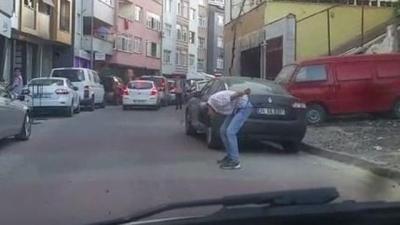 İstanbul'dan İbretlik Görüntüler! Bonzai Krizi Geçirenlerin Hali Yürekleri Sızlattı