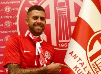 Jeremy Menez'den Antalyaspor'a 3 yıllık İmza