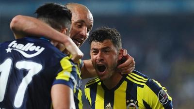 Kadıköy'de Guiliano Şov! Fenerbahçe: 4 – Antalyaspor: 1