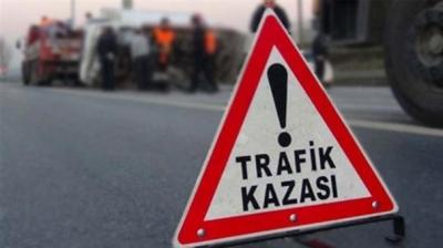 Kahramanmaraş'ta Feci Kaza! İşçi Servisiyle Otomobil Çarpıştı! 11 Yaralı