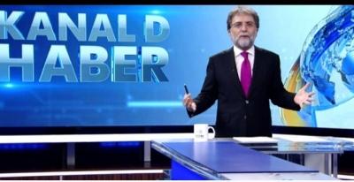 Kanal D Ana Haber'de Flaş Değişiklik! Ahmet Hakan Gitti, Bakın Kim Geldi?