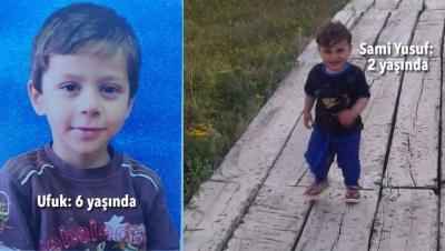 Kayıp İki Minik Çocuktan Kahreden Haber! Ufuk Tatar ve Sami Yusuf'un Cansız Bedenine Ulaşıldı