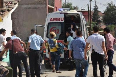 Konya'da Köfte Cinneti! 11 Kişinin Hastanelik Olduğu Olayın 14 Sanığının Yargılanmasına Başlandı!