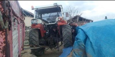 Konya'da Korkunç Olay! Saman Balyası Yüklerken Traktörün Altında Kalarak Feci Şekilde Can Verdi