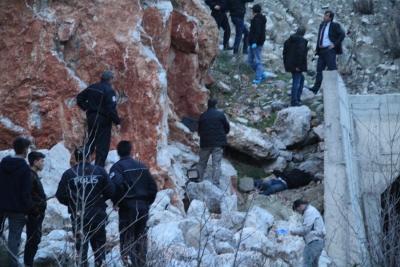 Manisa'da Korkunç Olay! Oyun Oynayan Çocuklar Ceset Buldu