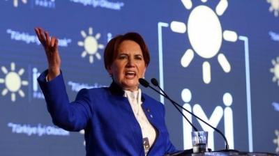 """Meral Akşener'den Bahçeli'ye Sert Sözler! """"Sarayın Memuru"""""""