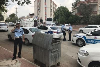 Mersin'de IŞİD Şoku! Canlı Bomba Karakola Saldıracakken Öldürüldü