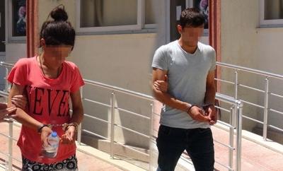 Mersin'de Otomobilde Fuhuş Yaparken Yakalandılar, Gözaltına Alındılar