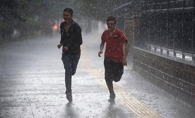 Meteoroloji Bir Kez Daha Uyardı: Öğle Saatlerinden İtibaren Başlayacak, Önlem Alın