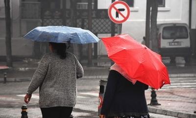 Meteoroloji Tarih Verdi ve Uyardı! Şiddetli Sağanak Geliyor, Dikkatli Olun!