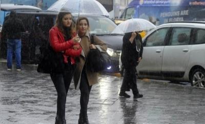 Meteoroloji'den İstanbul İçin Uyarı! Bu Saatler Arasında Dikkat!