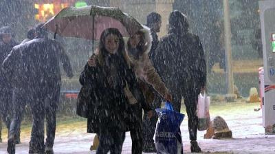 Meteoroloji'den İstanbul İçin Son Uyarı! Akşam Saatlerinden İtibaren...