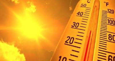 Meteoroloji'den Şaşırtan Uyarı! Tam 1 Hafta Sıcaklıklar 40 Dereceye Çıkacak