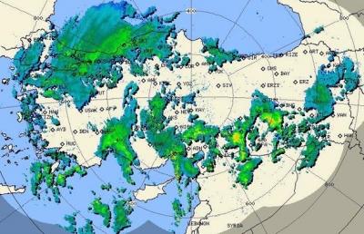 Meteoroloji'den Yeni Yağış Uyarısı! Harita Verip Acil Kodu ile Uyardı