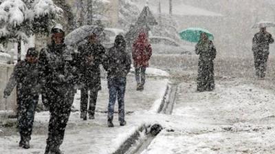 Meteoroloji'den Yeni Hafta İçin Uyarı Üstüne Uyarı! Sibirya Soğukları Geliyor, Kar İstanbul'un Kapısına Dayandı