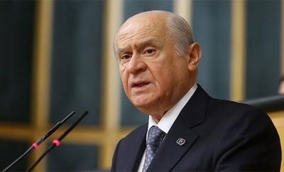 MHP Lideri Bahçeli'den Yerel Seçim Açıklaması