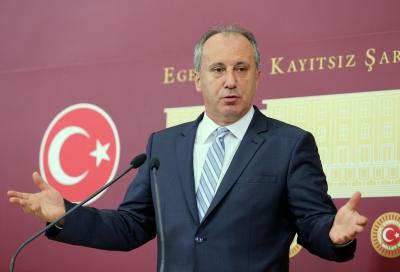 """Muharrem İnce'den CHP'ye Sert Tepki! """"Bu Haberleri CHP'liler Yaptırıyor, Seçim Öncesi Aykırı Ses Çıkarmamaya Çalışıyorum"""""""