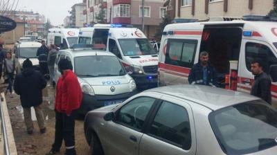 Müteahhitlik Ofisini Pompalı Tüfekle Basan Saldırgan Dehşet Saçtı! 3 Ölü, 1 Yaralı