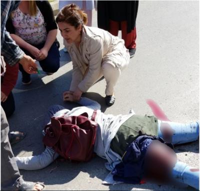 Öfkeli Enişte Dehşet Saçtı! İstanbul'dan Samsun'a Geldi, Sokak Ortasında Baldızının Arkasından Yaklaşarak…