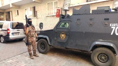Özel Harekat Polislerinden Son Dakika Operasyonu! Uyuşturucu Tacirlerine Büyük Darbe Vuruldu
