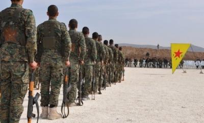 PKK'nın Sincar'da Yeniden Konuşlandığı iddia Edildi