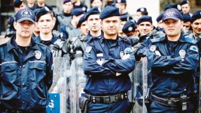 Polis ve hemşirelerde 3600 Ek Gösterge Sevinci