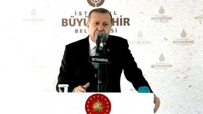 Restore Edilen Demir Kilise Açıldı! Cumhurbaşkanı Erdoğan AB'ye Mesaj Yolladı