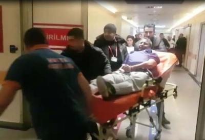 Rize Emniyet Müdürünü Şehit Eden Polisi Hastanede Gören Vatandaşlardan Çok Sert Tepki