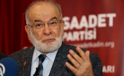 """Saadet Partisi Lideri Karamollaoğlu'ndan Alevilere Olay Sözler! """"Sivas Olayları Bir Katliam Değil"""""""